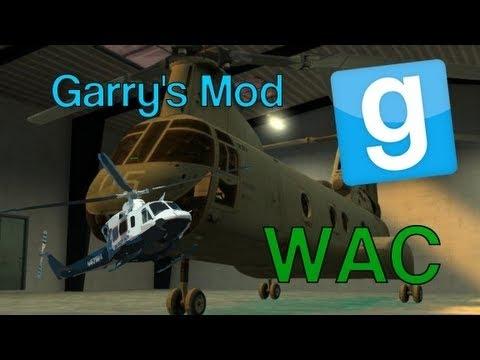 Скачать Мод На Гаррис Мод 13 На Wac Aircraft 7 - фото 5