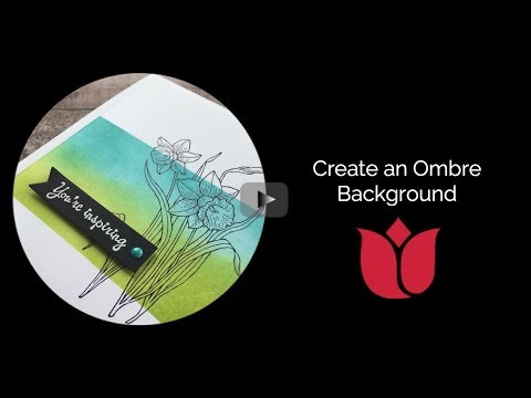 Create an Ombre Background