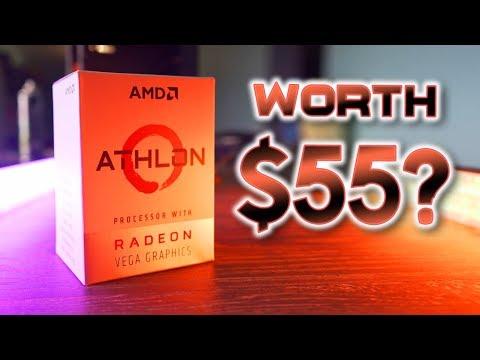 Athlon 200GE Vs. G4560 Vs. 2200G - A New Budget King in 2018...?