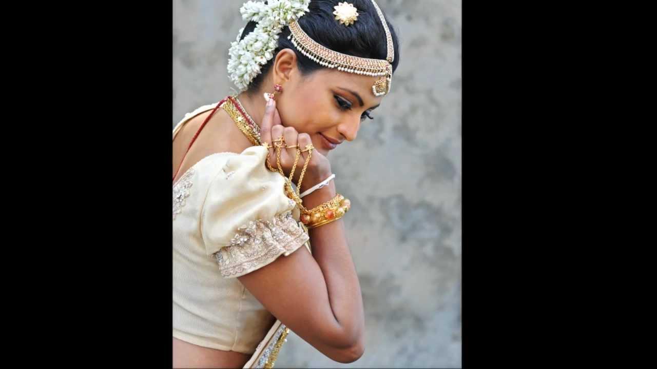 bridal creations ~ sri lanka - youtube