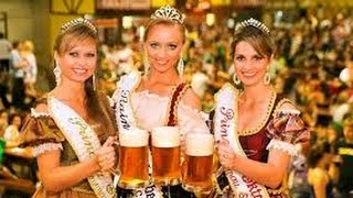 BRASIL - OKTOBERFEST in BLUMENAU # largest folk festival in south america / TV alemã