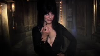 "Ghoultown ""Mistress of the Dark"" starring Elvira [OFFICIAL VIDEO]"