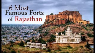 6 Most Famous Rajasthan Forts  for Your Winter Trip - Hindi Video