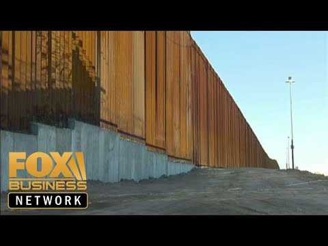 US company offers to build border wall for a fraction of the cost