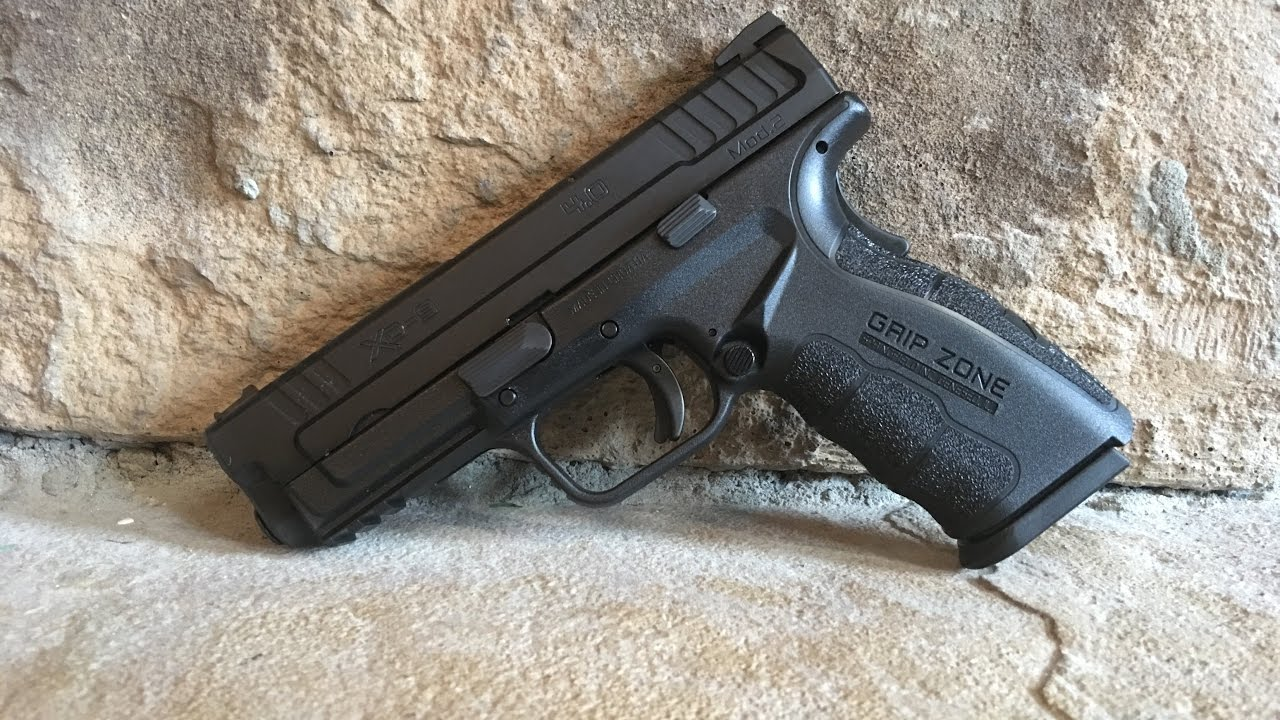 Springfield Armory XD MOD 2 4 Inch Review and Compact Comparisons!