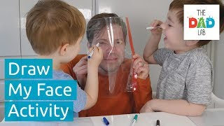 How To Draw A Face | Fun Activity For Kids