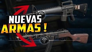 Las NUEVAS ARMAS de Black Ops 3!! ( M16 - PPSH )