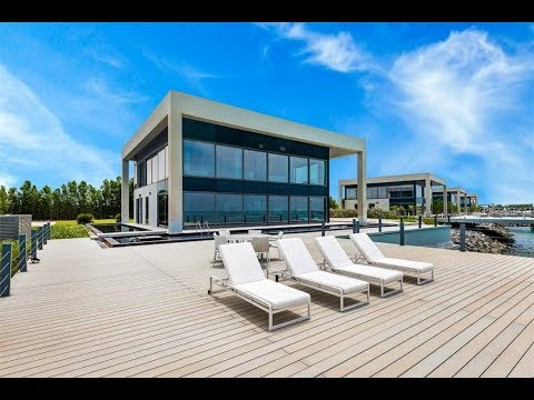 Beachfront Water Villa in Nurai Island, Abu Dhabi, United Arab Emirates