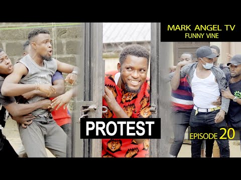 Protest | Mark Angel TV | Our Compound (Episode 20)
