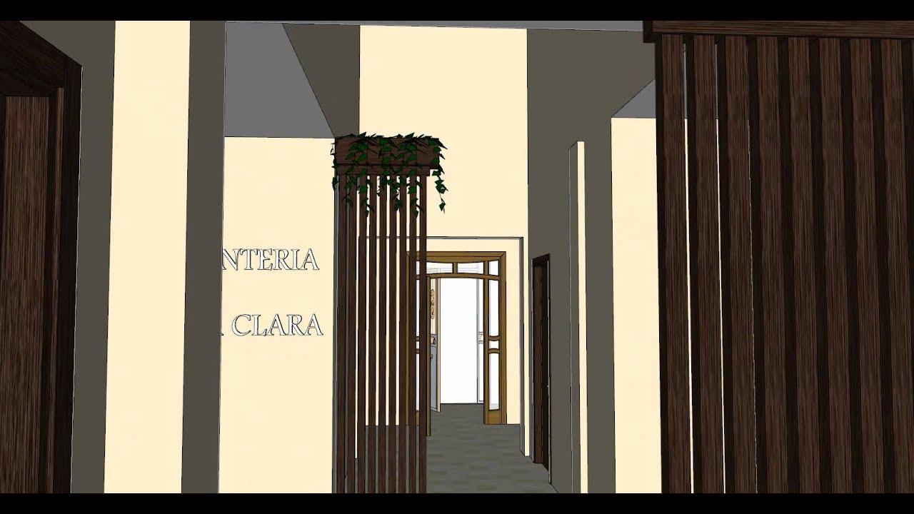 Carpinteria de madera santa clara separadores y chimenea - Separador de madera ...