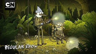 Regular Show | Smoke Some Bugs | Cartoon Network