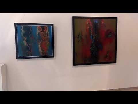 CHAPTE Uttam ,artist,Tirivini art gallery New Delhi, date : 8/1/2018 to 17/1/2018