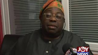 Chief Dele Momudu reacts says issue has been resolved