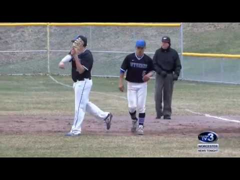 Baseball: Quinsigamond Community College Vs. Holyoke Highlights – Worcester News Tonight