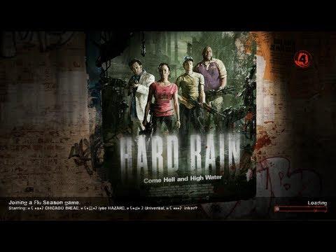 Left 4 Dead 2: Flu Season - Hard Rain - Expert