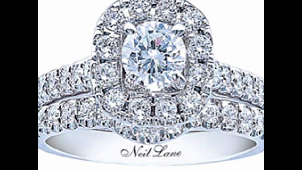 Neil Lane Engagement Rings Photos   YouTube