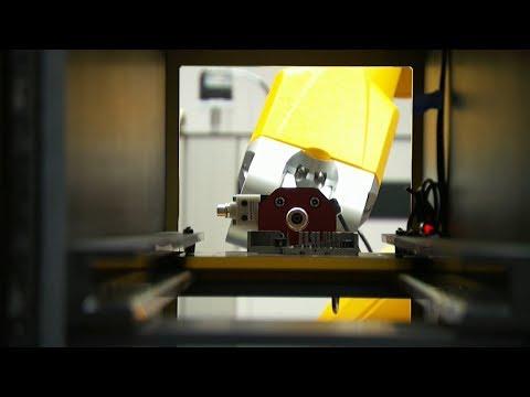 0 - Alinstante: automatisierter Prüf-Roboter für 3D-gedruckte Objekte