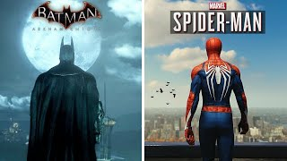 Top 10 SPIDERMAN and BATMAN Games for Android 2020 | Offline High Graphics |