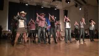 Frühlingsball 2012 - Fake ID Linedance