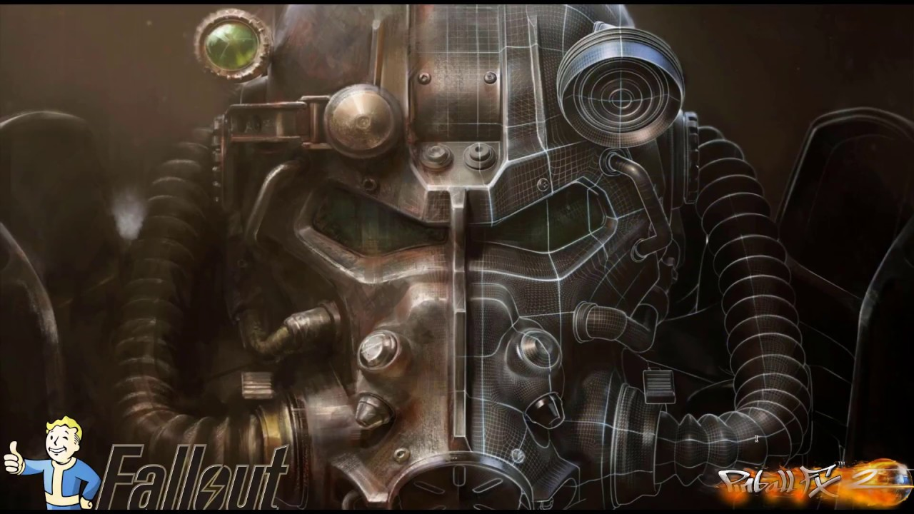 Fallout backglass Pinball Fx2 By Cvz