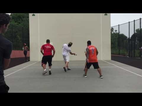 Staten Island B Doubles 2016 Anthony/Kenny vs David/JP