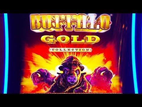 *Handpay Jackpot* Buffalo Gold at Fallsview