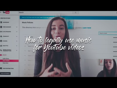 How to legally use music for YouTube videos - YouTube