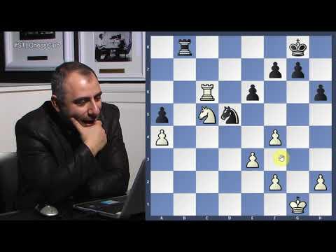 Passed Pawns: What to Do?  Secret Life of Pawns  GM Varuzhan Akobian