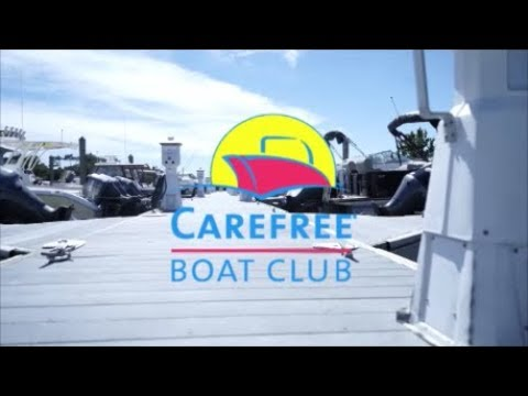 Carefree Boat Club - Boating Without Owning  Members-Only