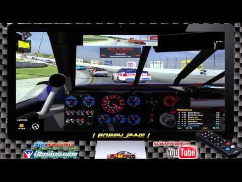 Sim Racing Authority Sprint Series Race @ USA International 12-16-13