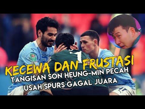 Gagal Juara Lagi‼ketika Son Heung-Min Mulai Frustasi U0026 Menangis Di Lapangan Setelah Spurs Kalah