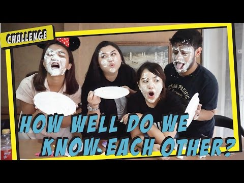 HOW WELL DO WE KNOW EACH OTHER CHALLENGE + MAIL TIME PERTAMANYA SAMSOLESE | Samsolese