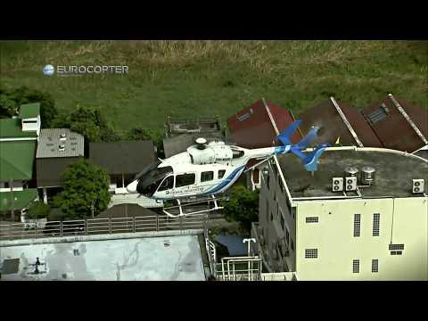 Helicopter Emergency Medical Services - Bangkok Hospital