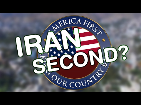 Thumbnail: America First ... but what about Iran? #everysecondcounts