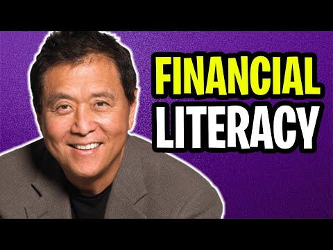 """what-is-financial-literacy?-ep-#-4/9-(animated-lessons-from-""""rich-dad-poor-dad-by-robert-kiyosaki"""")"""