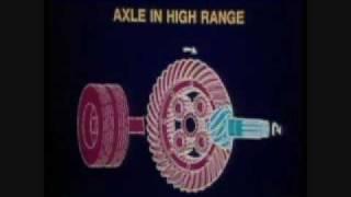 Eaton 2 Speed Axle Part 01