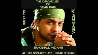 Vicksmoka - The Chronicles Of Sean Paul (Dancehall Tribute) (2015 Ragga-Dancehall Mix CD Preview)