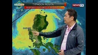 BP: Weather update as of 4:18 p.m. (Oct. 30, 2018)