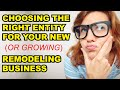 Choosing the right legal entity for your service business