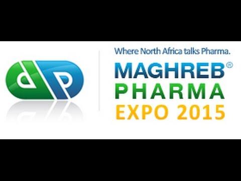 Maghreb pharma expo 2015 4 me salon international de l for Salon pharmaceutique