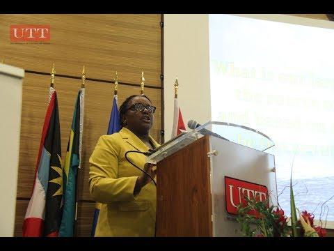 Dr Lorna Inniss Coordinator, UNEP – Caribbean Environment Programme