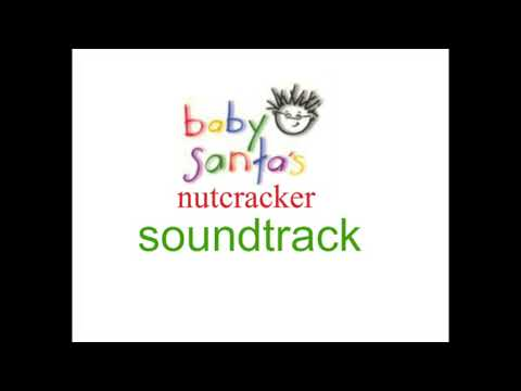 Baby Santa's Nutcracker