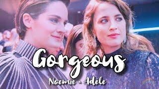 Download lagu Noemie × Adele | GORGEOUS