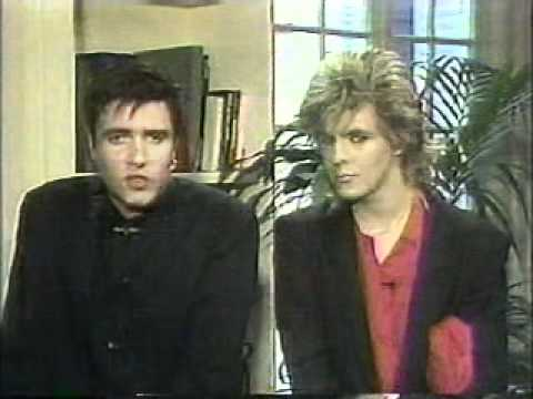 Duran Duran (with John Barry) on Good Morning America - 6/14/1985