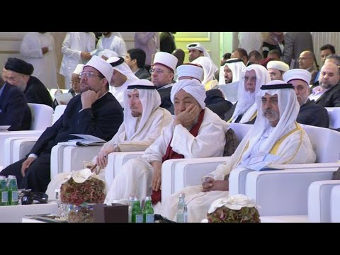 عبد الله بن بيه: تجديد الخطاب الفكري ضرورة للقضاء على التطرف  - نشر قبل 29 دقيقة