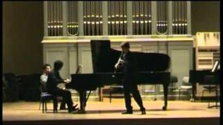 Paul Patterson - Conversations, Dawid Jarzynski - clarinet, Ryu Saito - piano