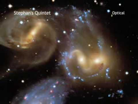 Stephan's Quintet in 60 Seconds (Standard Definition)