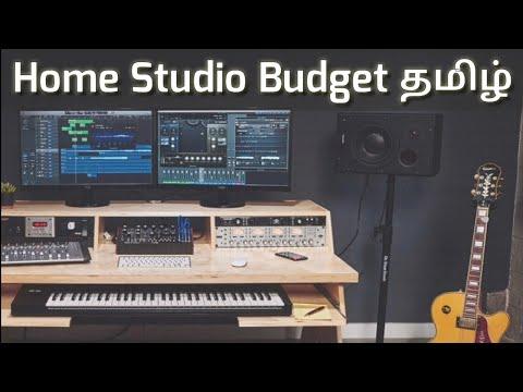 Recording Studio Budget Tamil | Home Recording Studio Budget | Tamil Christian Song 2020