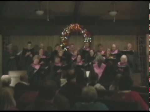 """Christmas Cantata: """"Three Kings Came Riding From Afar"""""""
