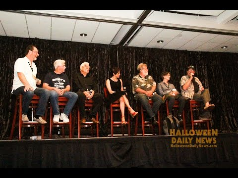 'Halloween III' Reunion Q&A Panel, Flashback Weekend Chicago 2015